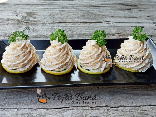 Salata de icre reteta dobrogeana gina bradea 500x376 - Salata de icre cu sau fara ceapa reteta pescareasca