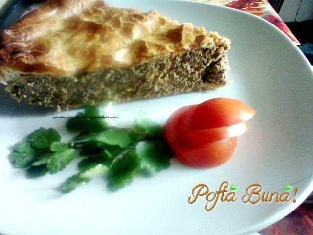 drob in foietaj pofta buna gina bradea. - Index retete culinare (categorii)