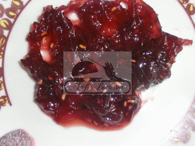 cimg2253 - Dulceata de ceapa rosie cu zmeura