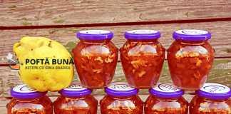 Dulceata de gutui (fara conservanti)