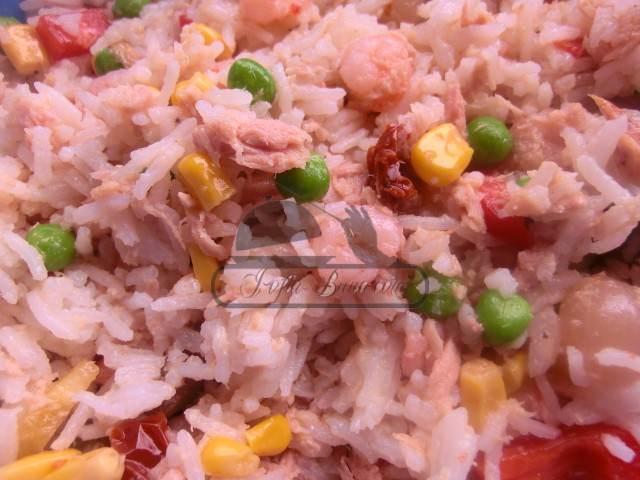 Reteta de salata de orez