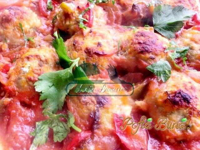 perisoare peste sos tomat pofta buna gina bradea. - Index retete culinare (categorii)
