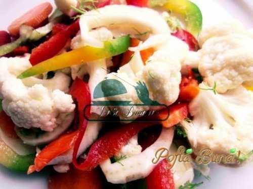 Reteta de salata de conopida