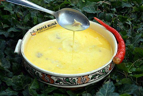 Ciorba de burta (dupa o reteta veche, autentica)