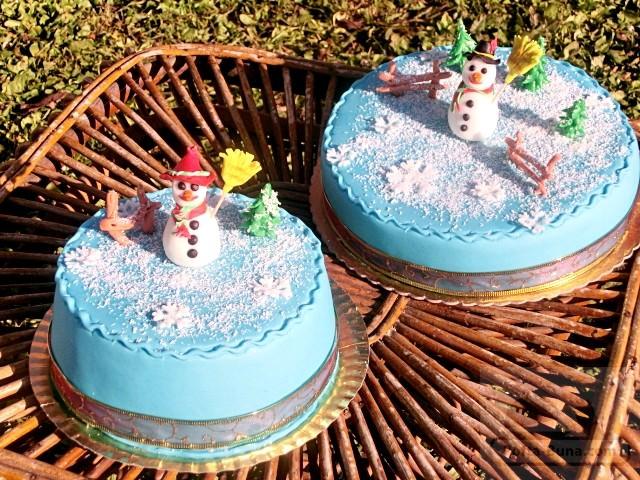pofta buna gina bradea tort pasta de zahar iarna mousse diplomat.jpeg 2 - Index retete culinare (categorii)