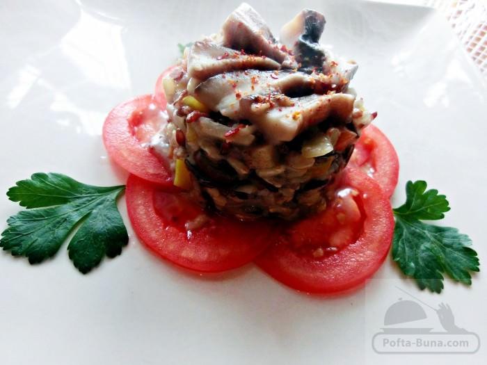 gina bradea pofta buna orez salbatic basmati negru pilaf cu legume de post.jpeg e1402568974860 - Orez cu legume - reteta de post