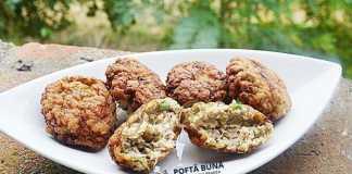 Chiftelute pufoase din carne tocata - toate secretele-keto