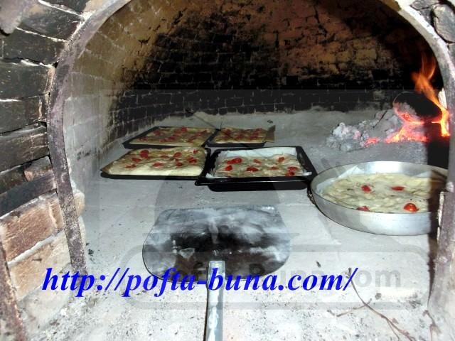gina bradea aluat pufos crocant pizza 1 - Aluat pizza - reteta rapida de blat pufos
