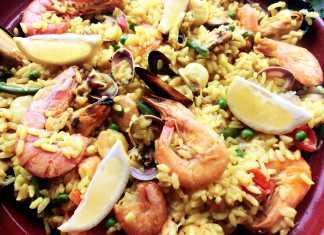 gina-bradea-pofta-buna-paella-fructe-de-mare-creveti-midii-scoici-calamari (2)