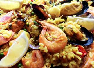 gina-bradea-pofta-buna-paella-fructe-de-mare-creveti-midii-scoici-calamari (3)