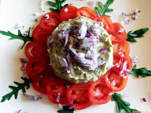 Reteta de salata de vinete cu avocado