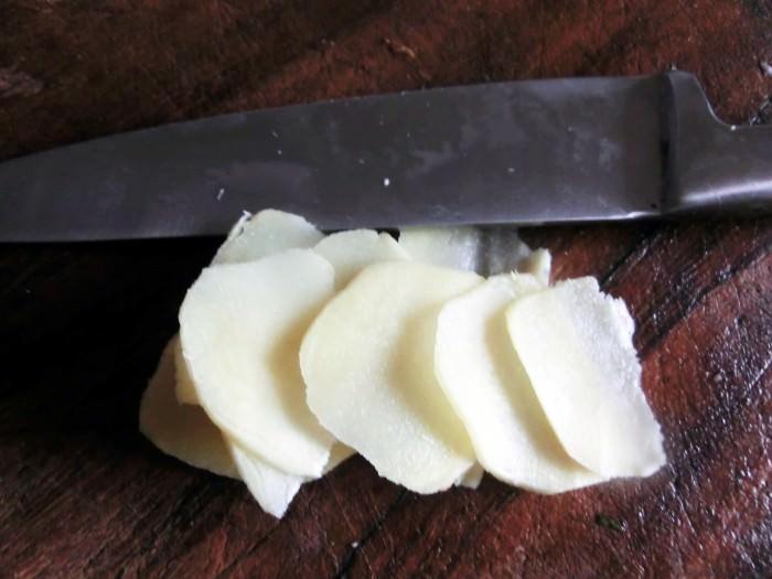 Ghimbir caramelizat