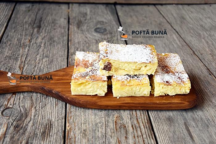 Placinta cu branza si foi din aluat dospit reteta tradionala moldoveneasca - Placinta cu branza, cu foi din aluat dospit