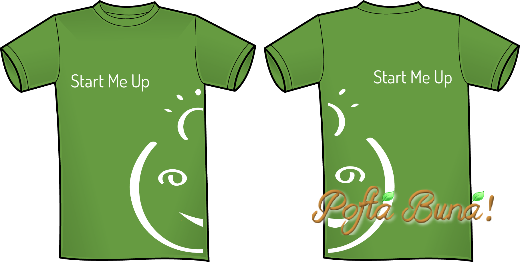 SMU Shirt - Cum sa fii propriul tau sef