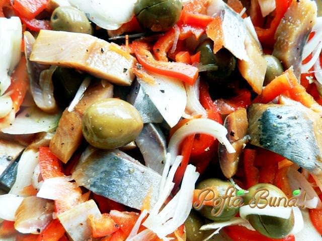Salata de peste