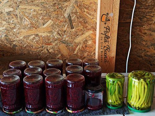 Fasole pastai la borcan pentru iarna fara conservanti reteta gina bradea 1 500x376 - Fasole verde la borcan pentru iarna