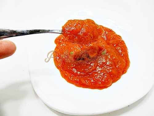 Marmelada fina, fara zahar
