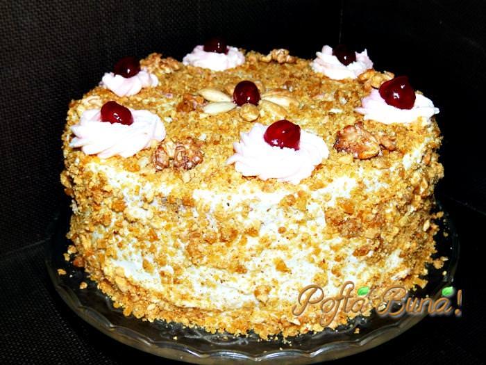 tort visinuca pofta buna gina bradea 5 - Cum se calculeaza pretul unui tort