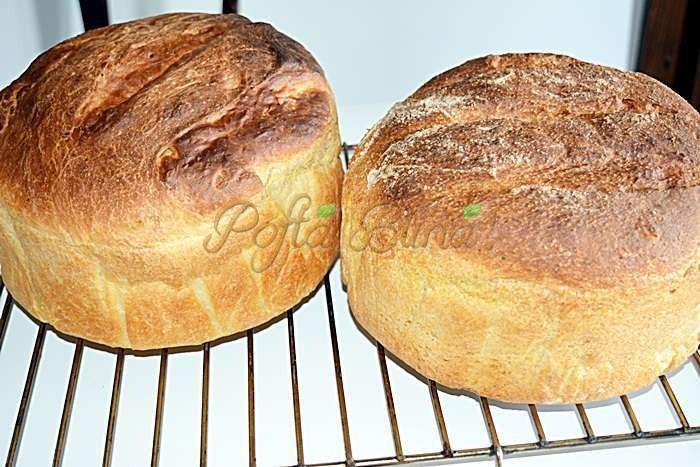 Paine pufoasa de casa cu cartofi pofta buna cu gina bradea 2 - Paine cu cartofi reteta simpla de paine pufoasa