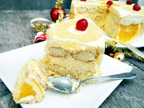 Reteta de tort Diplomat
