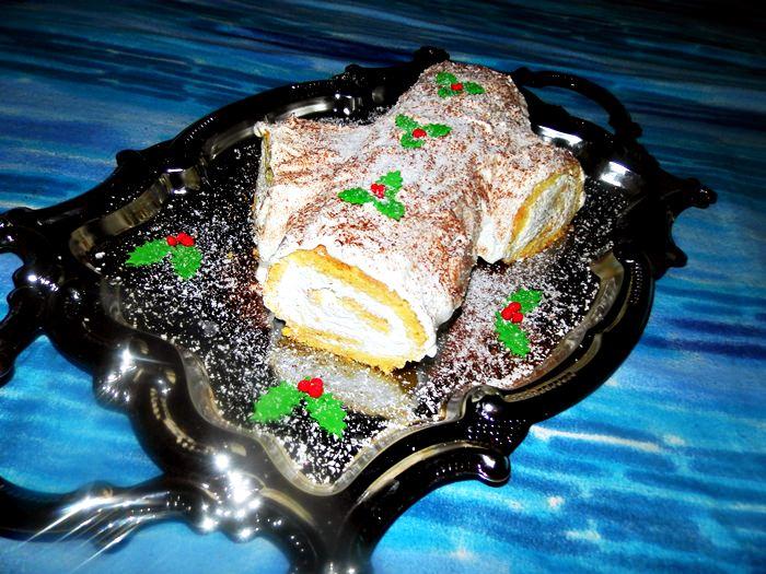 Tort buturuga cu mascarpone si cocos fara zahar pofta buna gina bradea 5 - Tort buturuga cu mascarpone si cocos, fara zahar