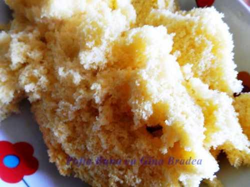 Decor tort Mimoza