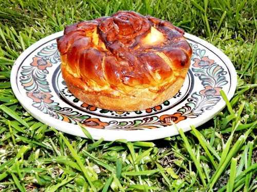Pasca moldoveneasca traditionala