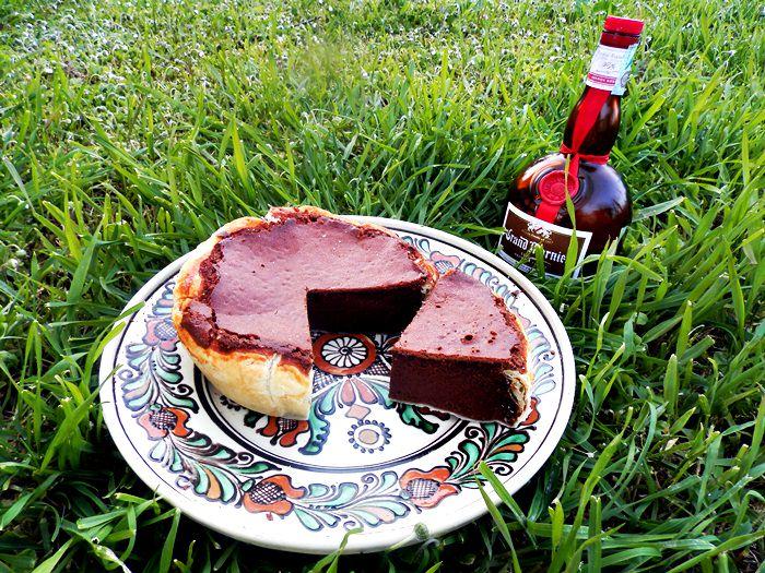 Pasca cu ciocolata cremoasa pofta buna cu gina bradea 2 - Pasca cu ciocolata, foarte cremoasa