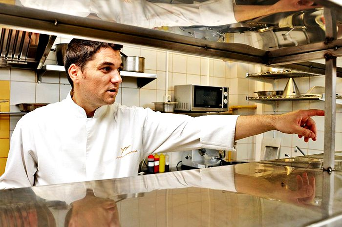 5 - Adrian Iuriciuc - despre viata de bucatar, Top-Chef si foie gras
