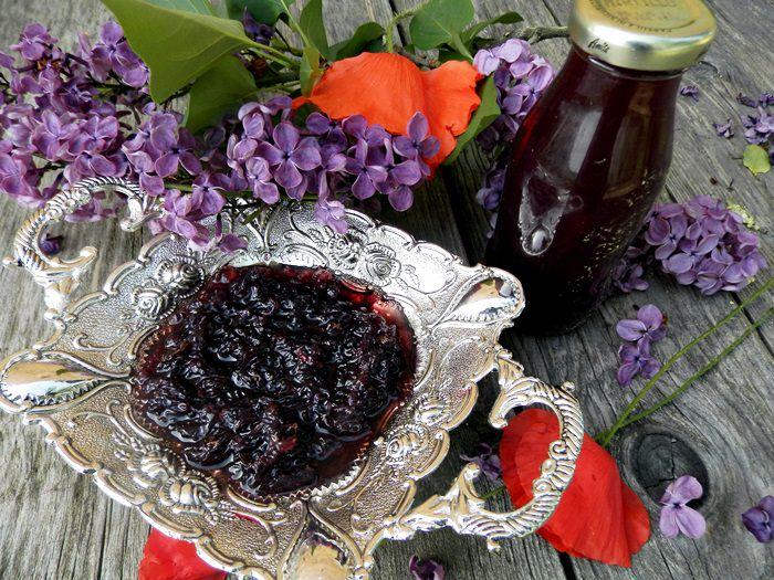 Dulceata de liliac pofta buna cu gina bradea 4 - Dulceata naturala de liliac, toporasi, panselute