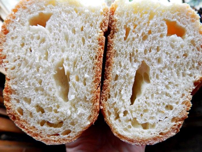 Sectiunea painii de casa
