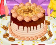 prepara tort cu ciocolata icon 1 - Joaca sau prajiturit?
