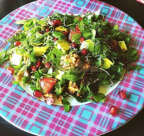 Salata revigoranta de vara-Lucan Codruta