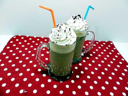 Caffe frappe