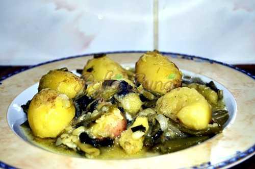 Cartofi noi cu pastai-Aluculesei Brandusa