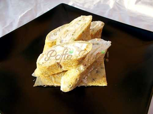 Clatite de dovlecel si crema de cascaval-Cretu Veronica