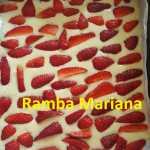 Pandispan cu fructe Ramba Mariana 150x150 - Prajitura pandispan cu fructe