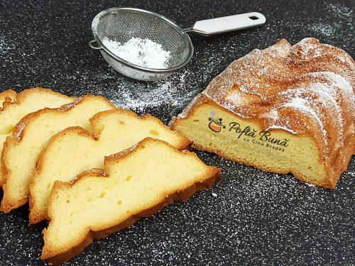 Pandispan simplu reteta clasica gina bradea 1 500x375 - Pandispan simplu sau cu cacao