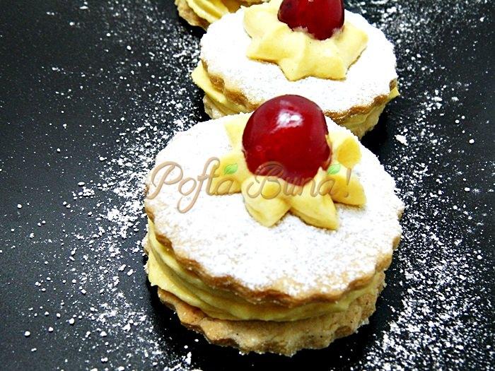 Prajitura Siretul Pofta buna cu Gina Bradea 7 - Prajitura Siretul, cu vanilie