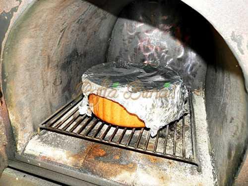 Tocana de vita cu ardei si ciuperci