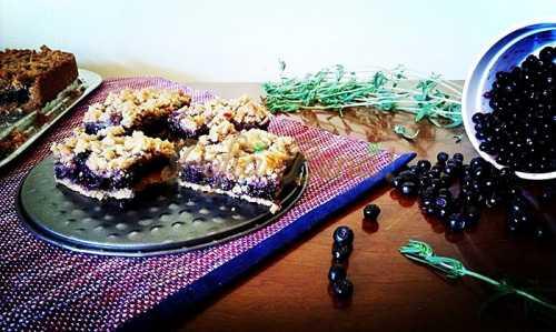 Batoane cu afine şi rozmarin-Codruta Oana