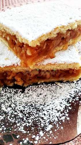 Prajitura cu mere-Camelia Fechete