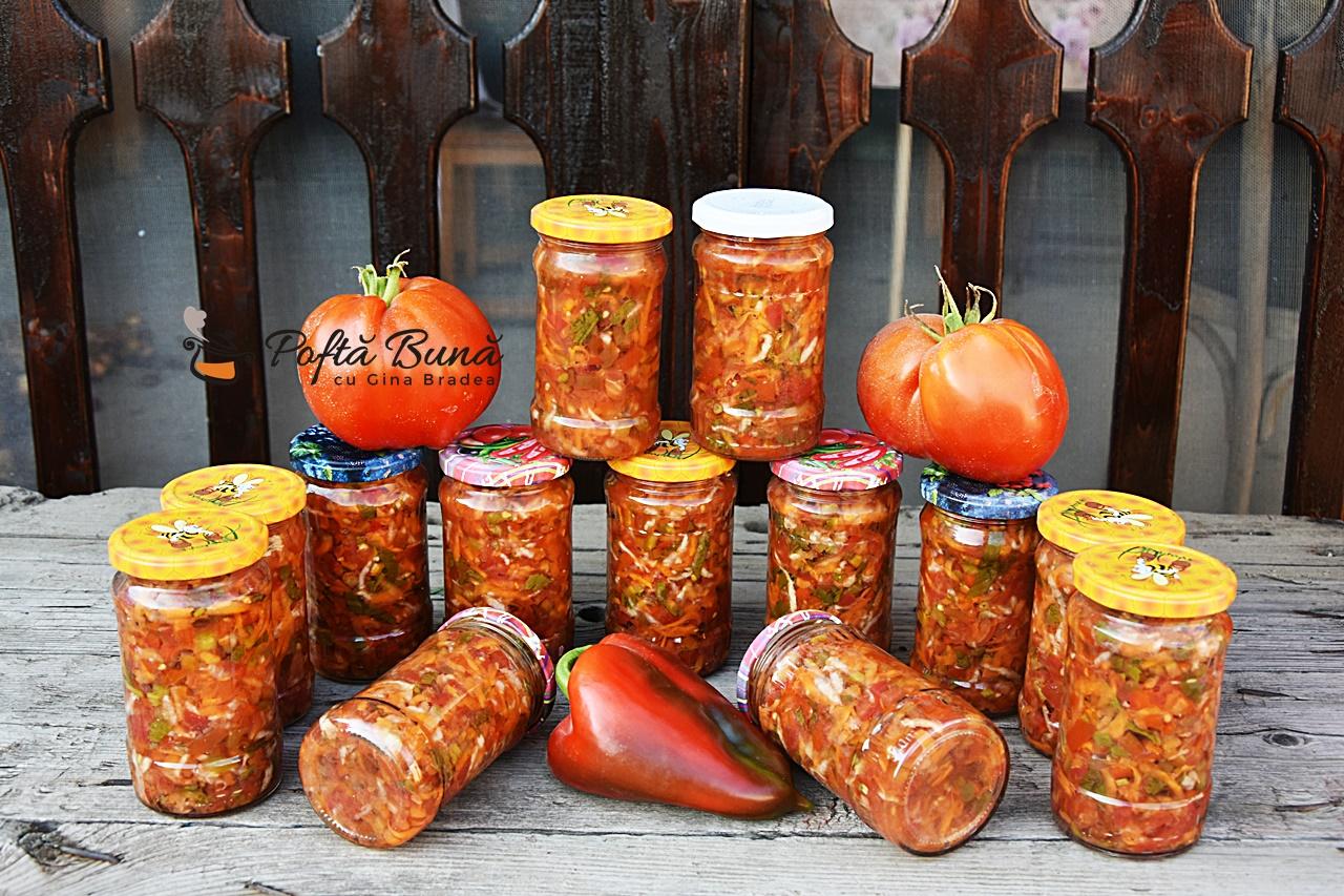 Zarzavat de supa, ciorba pentru iarna, reteta simpla, fara conservant