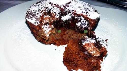 Muffins ciocolatos-Iuliana Dinu