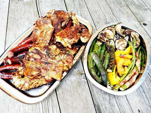Ceafa marinata la gratar pofta buna cu gina bradea 1 500x375 - Ceafa de porc marinata, la gratar