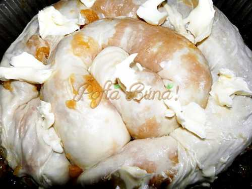 Strudel-placinta cu mere sau bostan