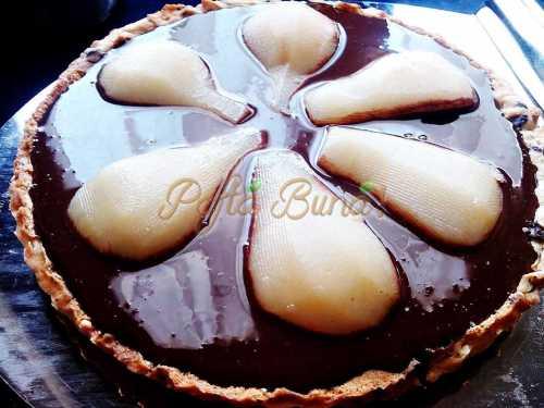 Tarta cu petre si ciocolata-Inocentiu L Canea