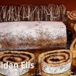 Rulada cu gem si cu nutella Orghidan Elis 150x150 - Rulada cu gem, pufoasa, simpla