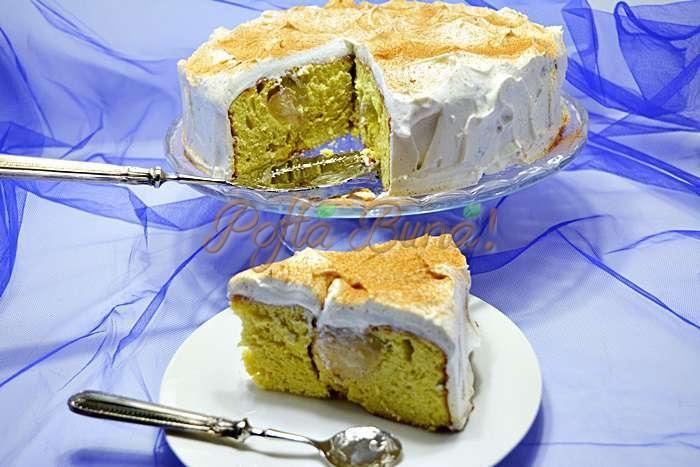 Tort cu mere intregi si frisca pofta buna cu gina bradea 7 - Tort de mere intregi si frisca