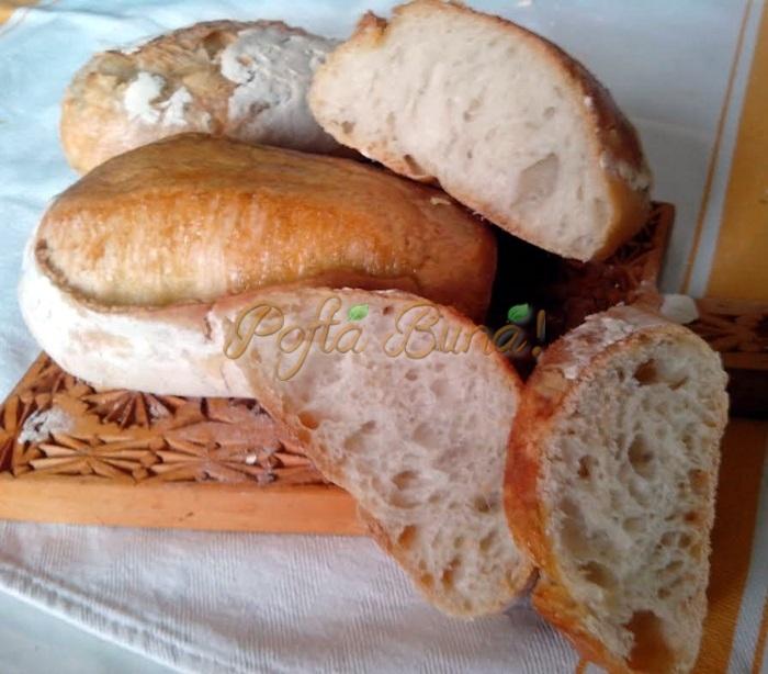 pAINE CIABATTA POFTA BUNA CU GINA BRADEA 9 - Index retete culinare (categorii)
